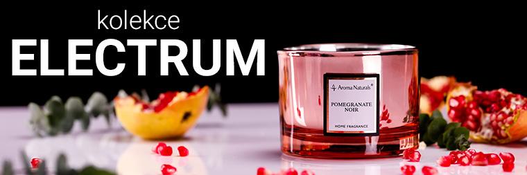 Kolekce Electrum od Aroma Naturals