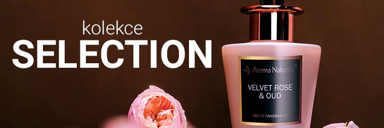 Kolekce Selection od Aroma Naturals